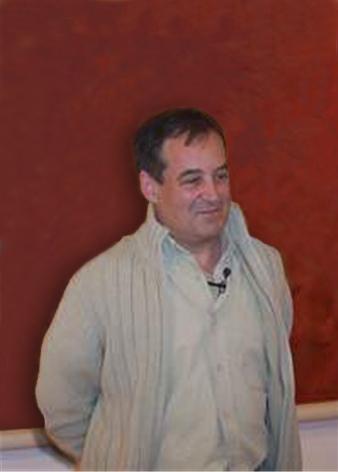 Retrato de Ignacio Mayayo