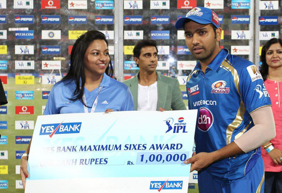 Rohit-Sharma-Maximun-Sixes-DD-vs-MI-IPL-2013