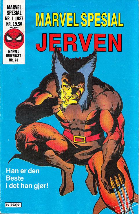 Marvel Spesial nr. 1 - 1987: Jerven