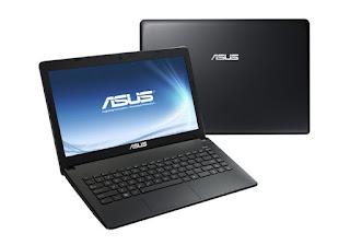 Daftar Harga dan Spesifikasi Laptop Asus X Series Terbaru 2016