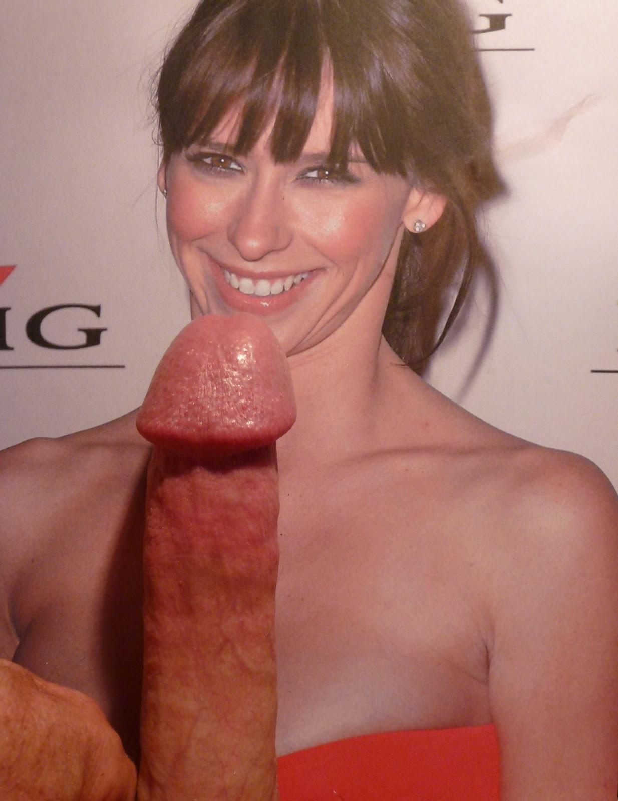 Jennifer Love Hewitt Cum On Face