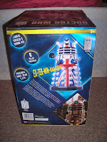 Doctor Who 50th Anniversary British Icon Dalek