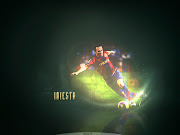 Andres Iniesta 2012 Wallpapers