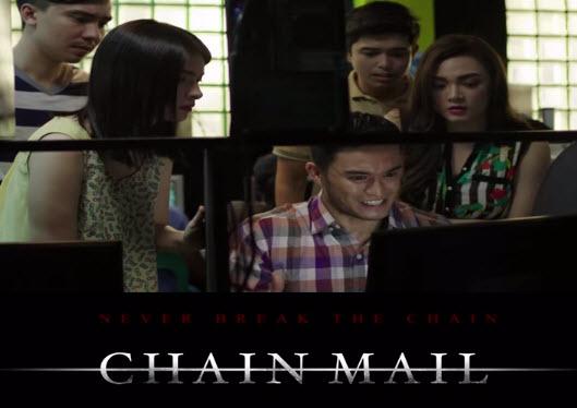 Chain Mail Filipino Horror Film