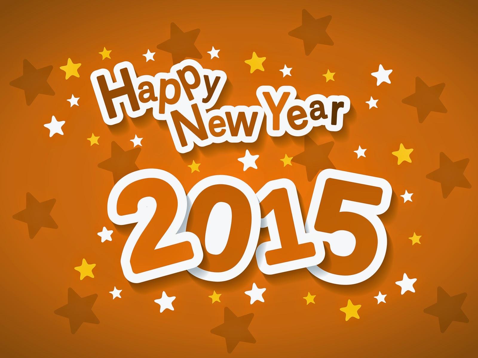 Gambar DP BBM Selamat Tahun Baru 2015 Kata Ucapan Happy New Year 2015