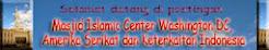 Masjid Islamic Center Washington DC, Amerika Serikat dan Keterkaitan-ya dengan Indonesia