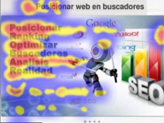 heatmap posicionar web en buscadores