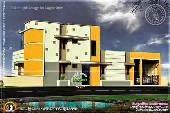 House Tamilnadu style