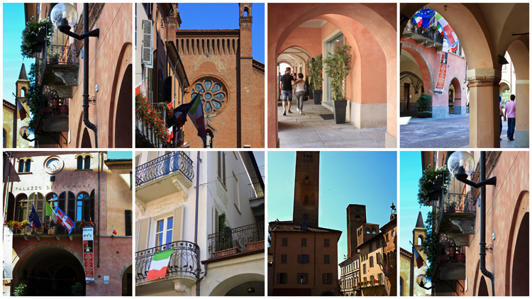 collage di Alba (CN)