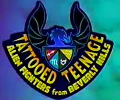 tattooed teenage alien fighters from beverly hills 90's Philippine television run on ABC 5
