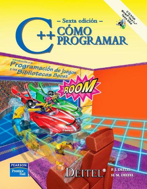 libro como programar en c++ deitel