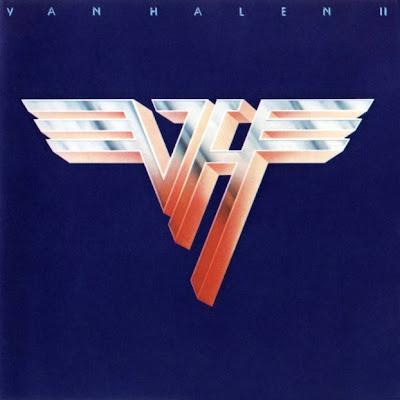 Van Halen - Van Halen II 1979 (USA, Heavy Metal)