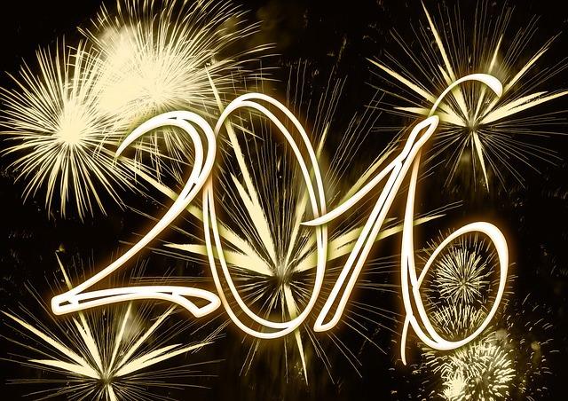 Wszystkiego najlepszego w Nowym 2016 Roku
