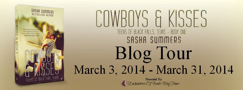 Cowboys and Kisses Blog Tour