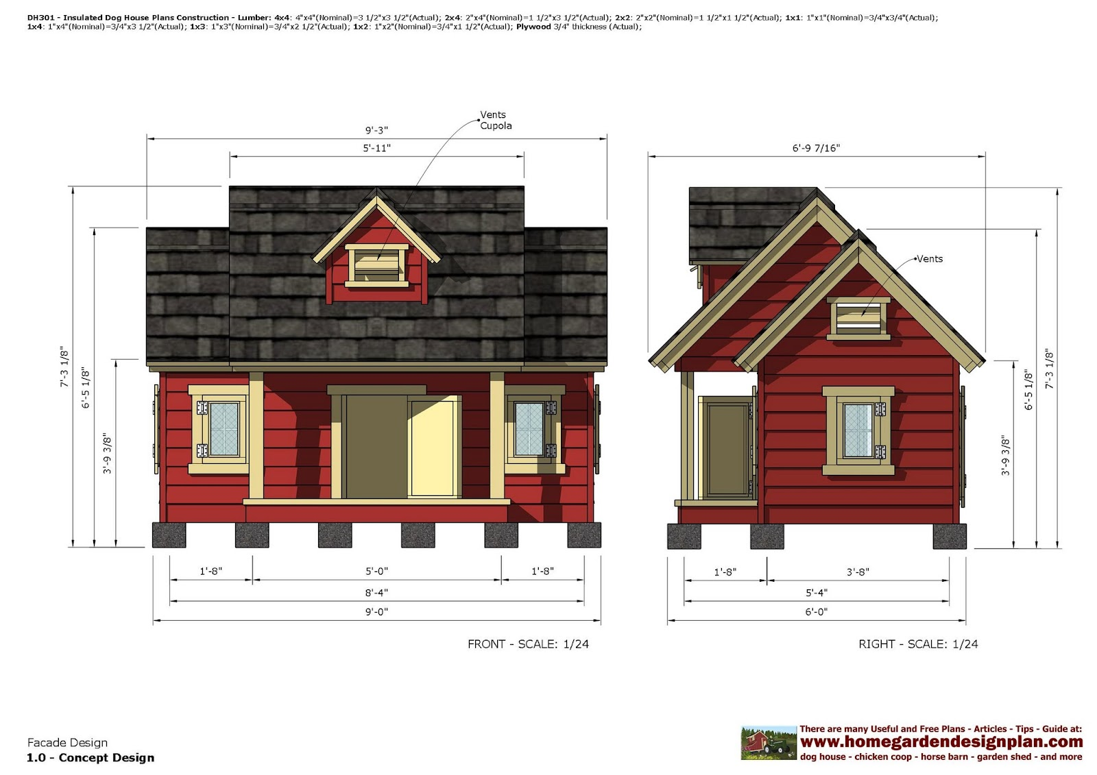 Insulated house plan 28 images insulated cat house for Insulated dog house plans pdf