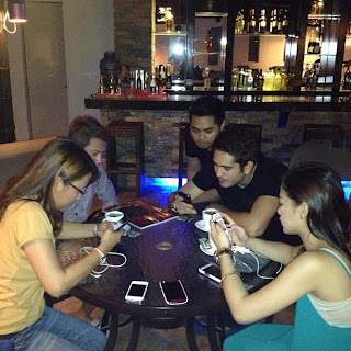 Gerald Anderson and Maja Salvador Caught in the Act ...  Maja