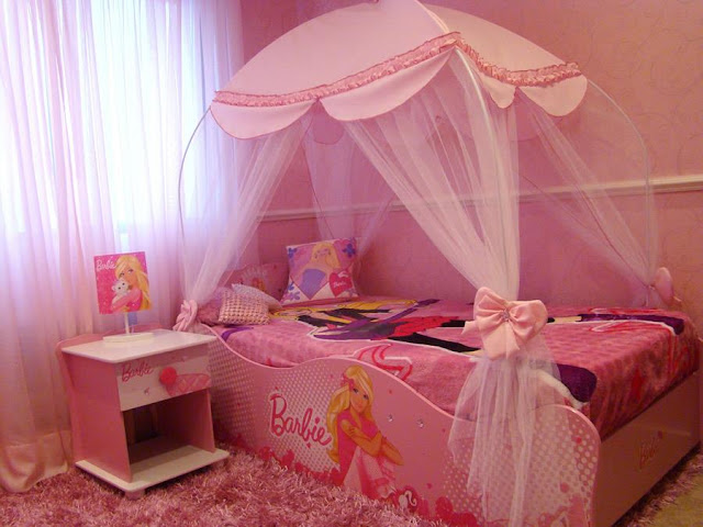 BARBIE BEDROOMS