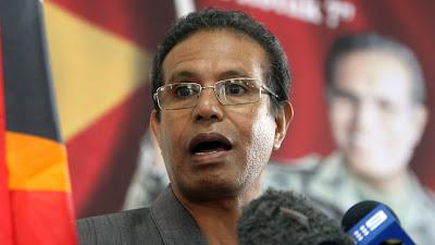 Taur Matan Ruak defende agenda de riqueza, segurança e força do Estado