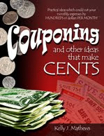 My Couponing Book