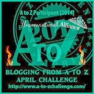 Join the 2014 A-Z challenge here