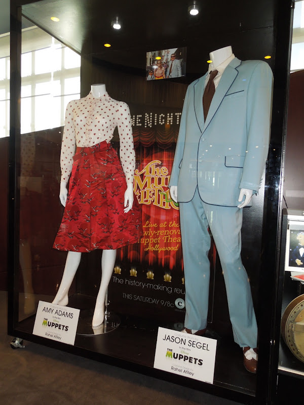 The Muppets film costumes