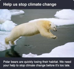 Save the Glaciers