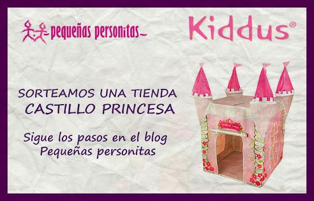 sorteos, Kiddus, juegos, juguetes, niños, tiendas, tiendas para jugar, tiendas de tela, castillo de princesas, barco pirata, tienda de indios, compras, regalos