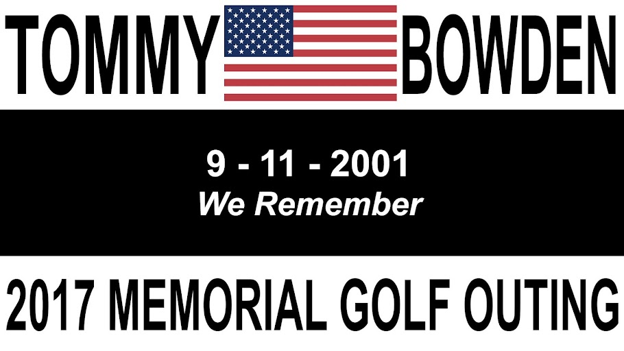 The Tommy Bowden Memorial Golf Outing