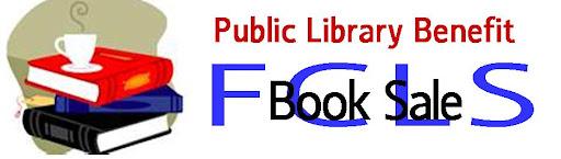 FCLS Book Sale