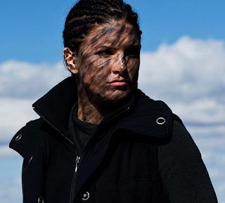 """Gina Carano em cena de """"A Toda Prova"""""""