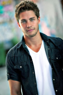 American Actor Dean Geyer Hot Photo wallpapers 2012