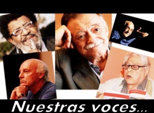 Nuestras voces...