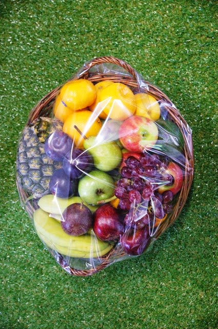 newcastle fruit hampers