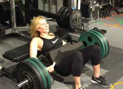 Steal This Butt Exercise from Chelsea Handler