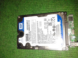 Jual Hardisk Laptop Internal SATA 500GB