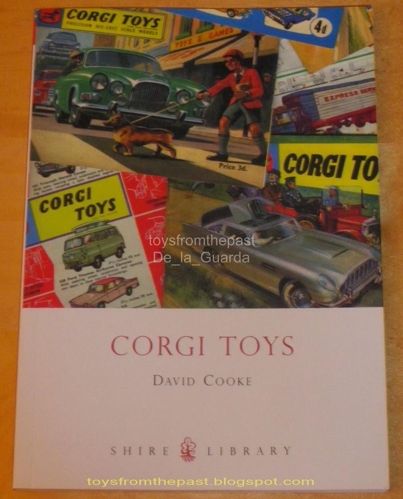 Toys from the Past: #343 CORGI TOYS (David Cooke)