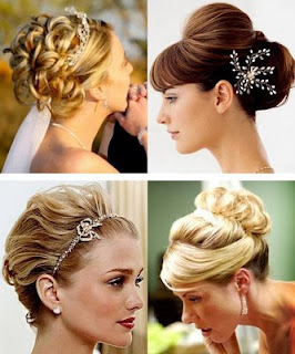 Wedding Updo Hairstyles for Medium Length Hair