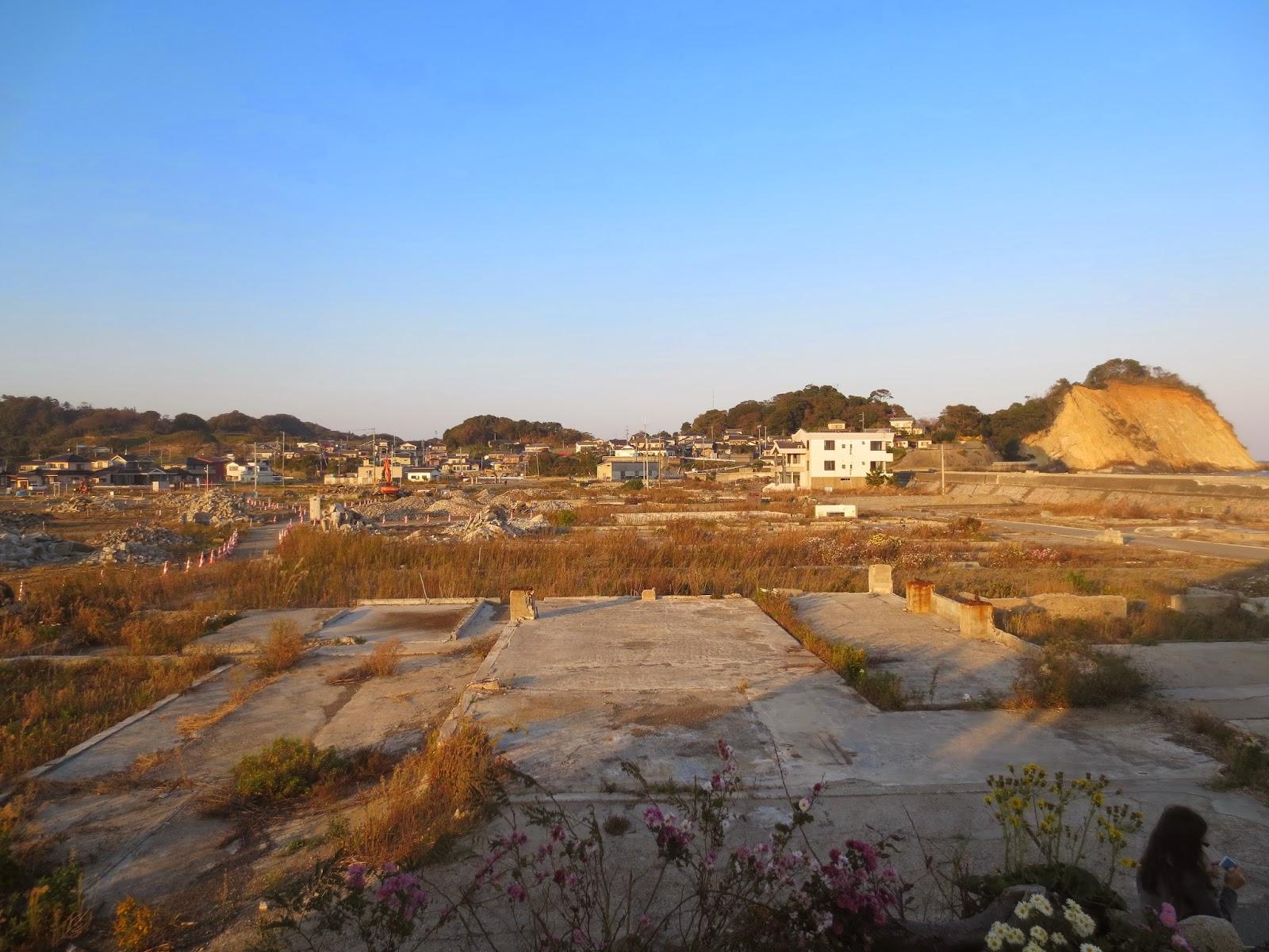 JET Study Tour (Iwaki) : Hisanohama Town | Fukushima Live