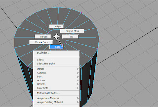 Realistic Glass Modeling - Maya Tutorial-06