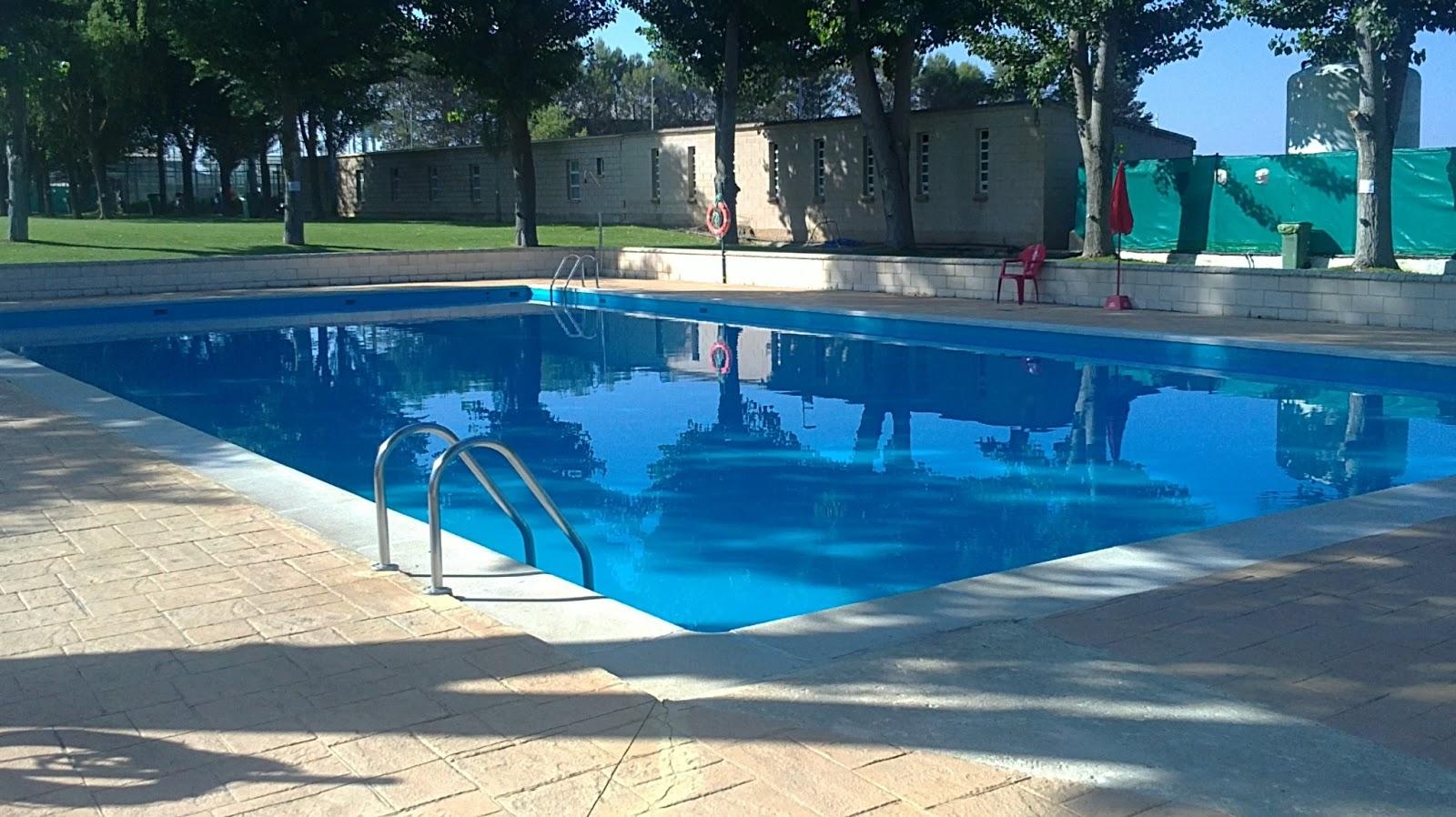 Zafra ciudad deportiva piscina municipal de verano for Piscina municipal de salt