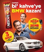 Nescafe-Çekiliş-Kampanyası-Nescafe-BMW-3.16i-Çekiliş-Kampanyası