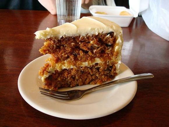 Gâteau A La Carotte