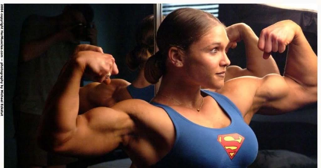 Female Super Muscle Morph - Bing images