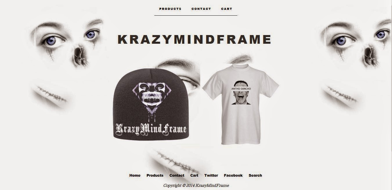 http://krazymindframe.bigcartel.com/