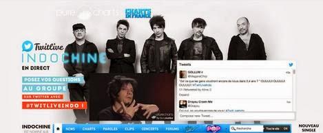 Resumen del #TwitLiveIndo de Pure Charts