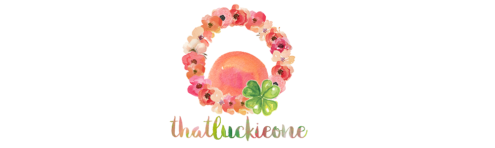 thatluckieone | A Beauty & Lifestyle Blog
