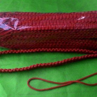 Tali Peluit Pramuka Warna Merah