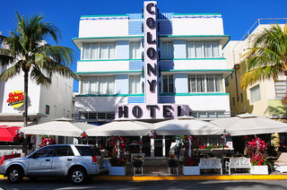 Art Deco Hotel, Miami Beach