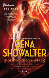 ARC Review: Lord of the Vampires by Gena Showalter