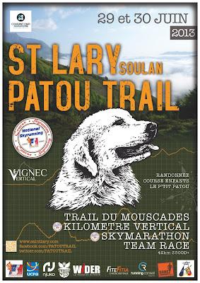 ST LARY PATOU TRAIL 2013 Championnat National Skyrunning 2013   29 et 30 Juin 2013